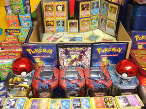 Pokemon-Card-Bundle-Joblot-200-30-x-Cards-HOLOS-GUARANTEED-Mixed-Random-Lot