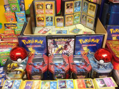 Pokemon Card Bundle Joblot 200-30 x Cards  HOLOS GUARANTEED Mixed Random Lot!
