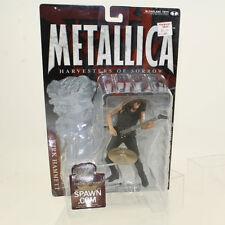McFarlane Toys Action Figure - Metallica Harvesters of Sorrow - Kirk Hammett *NM