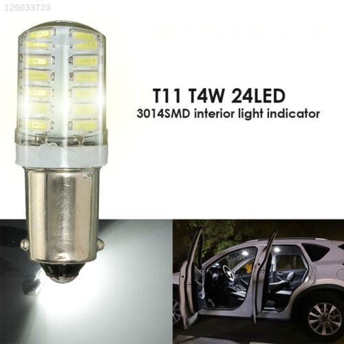 AE40 T11 T4W 24LED 12V Indicator Light Bright Durable Reversing Light