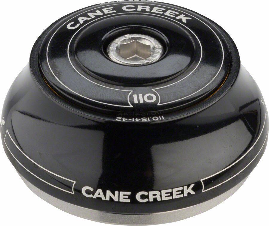 Cane Creek 110 Is42 28.6 Alto Cubierta Headest Negro