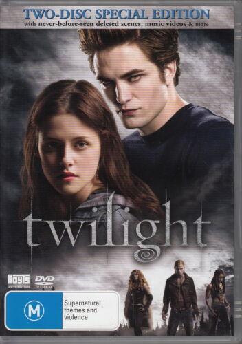 1 of 1 - Twilight (2009, 2-Disc Special Edition) - DVD REGION 4