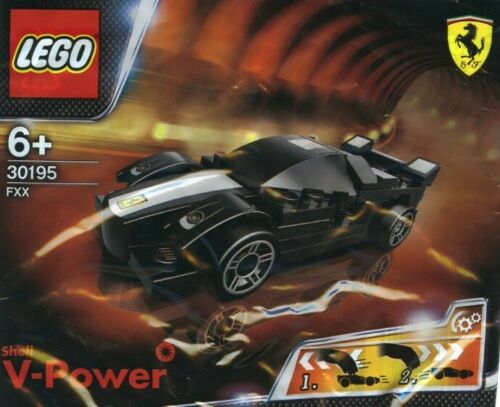Lego Shell V Power Ferrari FXX 30195 Polybag BNIP