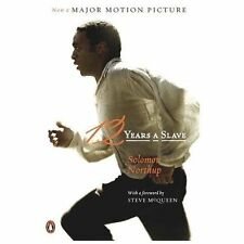 12 Years a Slave (Movie Tie-In) (Penguin Classics) - Good - Northup, Solomon -