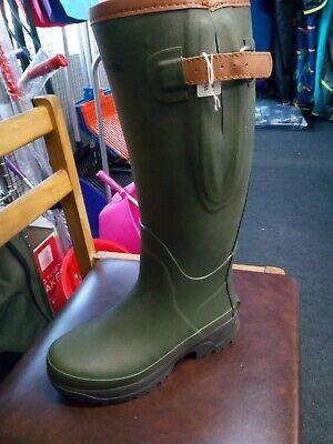 USG Crosslander Kodiak Wellington Boots