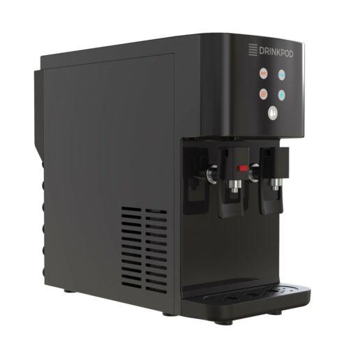 Touchless Drinkpod 2000 Bottleless Hot/Cold Water Cooler Dispenser 4 Filters