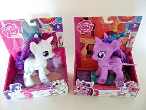 Hasbro My Little Pony - Ponys in Aktion - Twilight Sparkle - Rarity