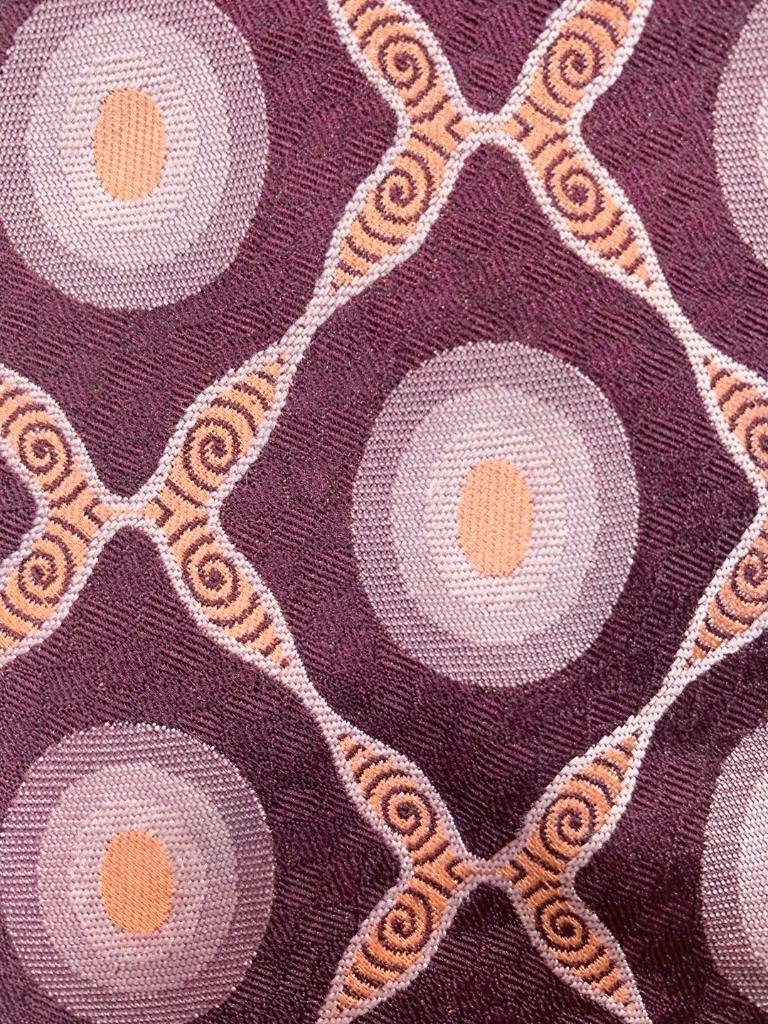 Pegasus Weinrot Hell Schöne Synthetik Krawatte MAP1421B #R23
