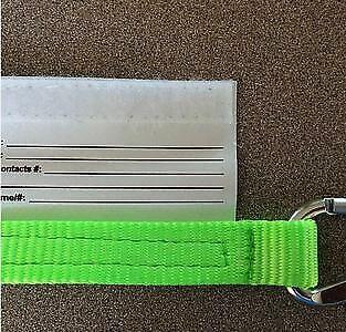 Ultralite Emergency ID Tag I.C.E