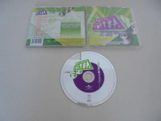 CD Super Italia In the Mix by DJ MNS 23.Tracks