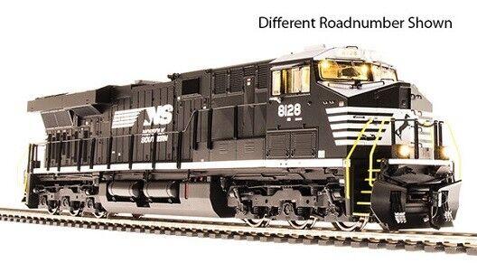 Broadway Limited   3541 GE ES44AC w/Sound & DCC Norfolk Southern   8130 N MIB