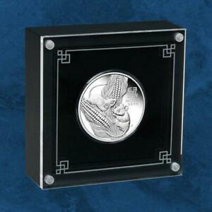 Australien-Lunar-III-Jahr-der-Maus-0-5-2020-PP-Silber-Mouse-1-2-Unze