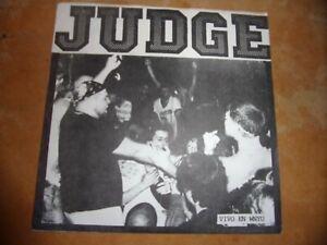 JUDGE-VIVO-EN-WNYU-7-034-45-300-NYHC-GORILLA-BISCUITS-YOT-INFEST-WARZONE-BOLD