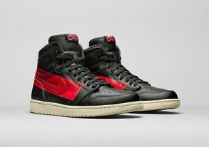 Details about Nike Air Jordan 1 Retro High OG Defiant Couture Size 12.5.  BQ6682-006 Bred