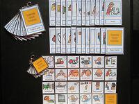 Essential Home Activities-Autism/PECS/Dementia/Visual Aids/SEN/Communication Aid