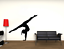 miniature 5 - Adesivo BALLERINA DANZA BALLO stickers murale decalcomania dpaccata figura  03