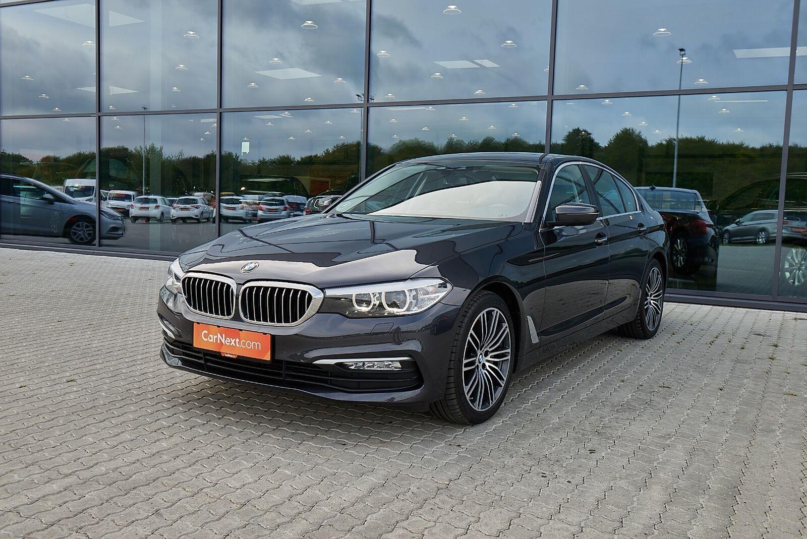 BMW 530d 3,0 xDrive aut. 4d - 489.900 kr.