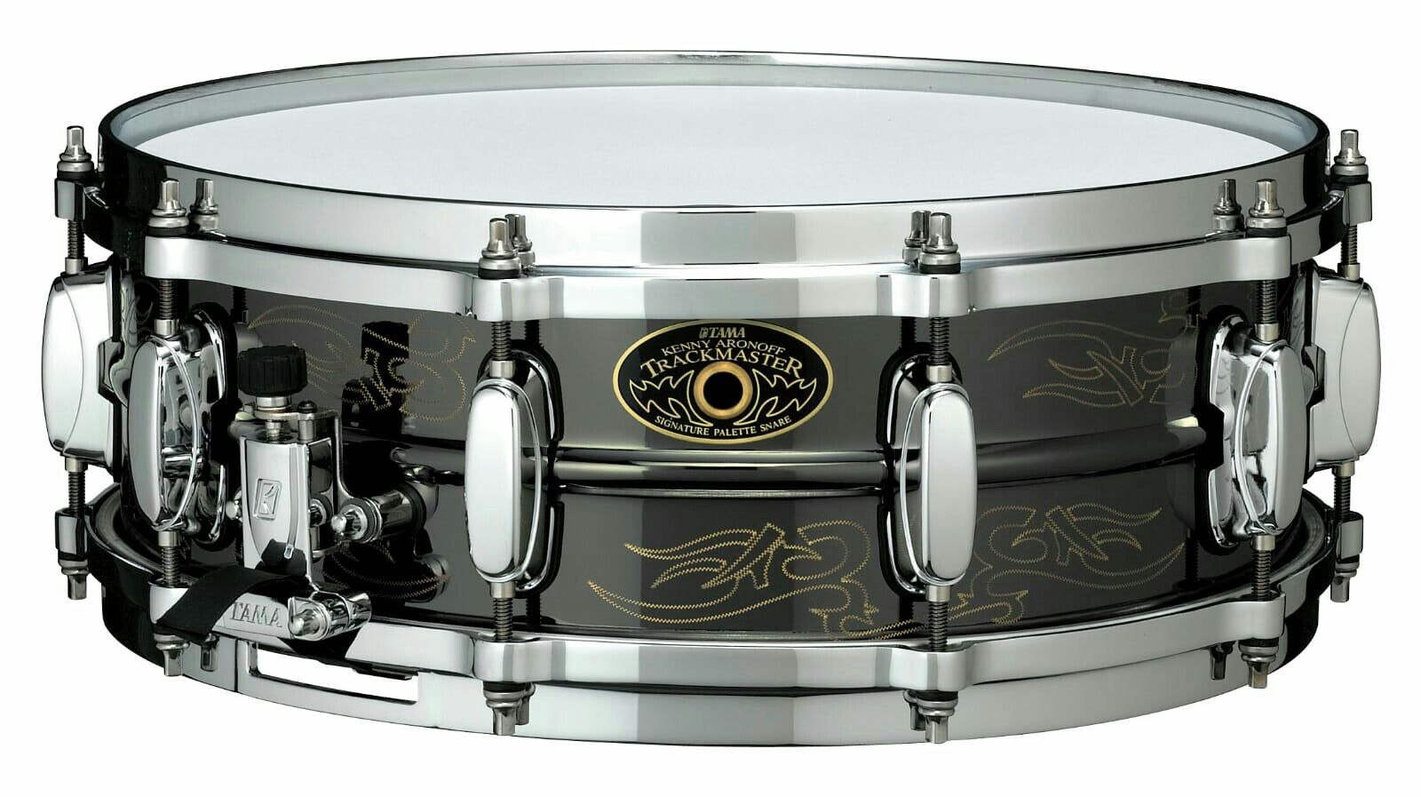 Tama Snare Kenny Aronoff Signature Snare Drum  Trackmaster , 14  x 5