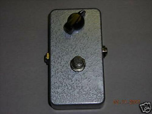 Build your own fuzz pedal DIY kit for beginners step by step photos instructions