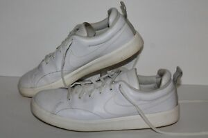 newest 9e67b 6c1c6 Image is loading Nike-Course-Classic-Golf-Shoes-905232-100-White-