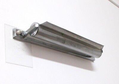 Sensibile Art.001362 - Applique Design Con Paralume Regolabile Anni 50 Sconces 50's