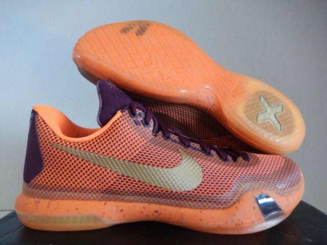 Nike Kobe X 10 Silk Road Basketball