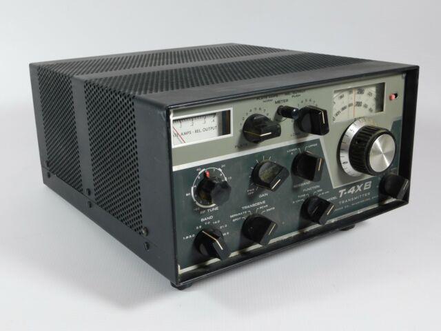 Drake T 4xb Vintage Ham Radio Transmitter For Sale Online Ebay