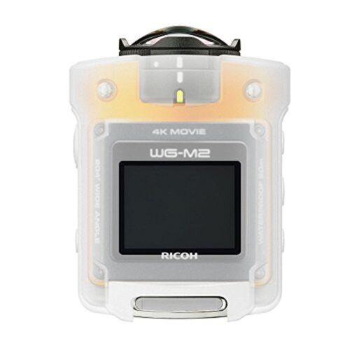 Ricoh O-CC1631 protector de la chaqueta de silicona para WG-M2 Digital Camera Case pista F//S