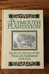 Vision Forum: Of Plymouth Plantation by William Bradford ...
