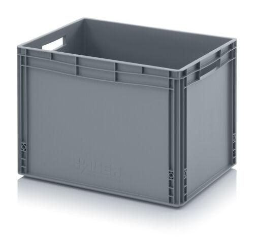 Transport Stapel Lager Box Kiste Euro Behälter stapelbar gebraucht 60×40×42