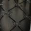 Gants-courts-noirs-en-fine-resille-noeuds-paillettes-argentees-retro-pinup-glam miniature 4