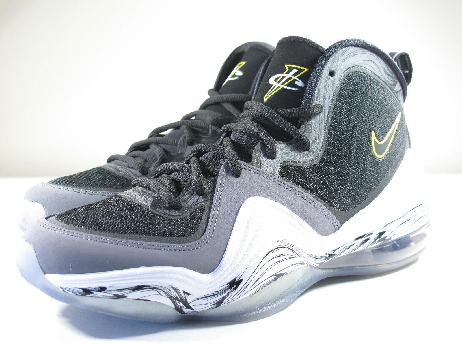 DS NIKE 2012 AIR PENNY V COOL GREY 8 MAX 180 FORCE ZOOM 95 KIDD RETRO OLYMPIC