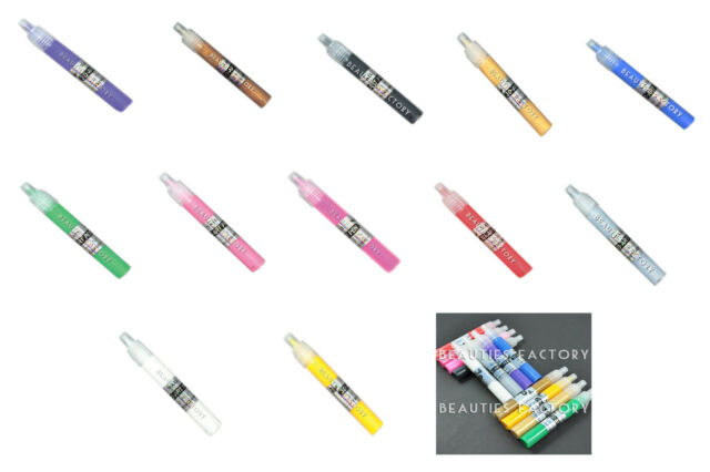 12 Colors Nail Art Pen Painting Design Tool Drawing for UV Gel Polish Manicure