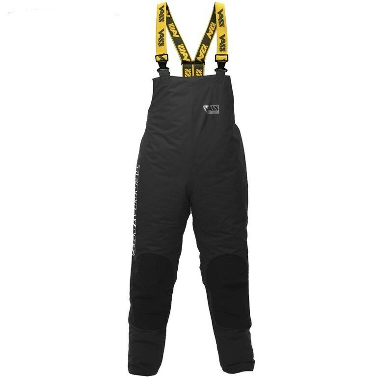 Vass Winter Vass-Tex 175 'Team Edition' Charcoal Bib & & & Braces 21c00a