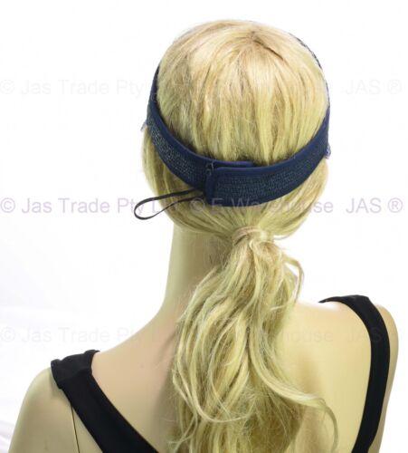 Rollup Outdoor Travel Packable Portable Sun Block Headwear Hat Peak Brim Visor