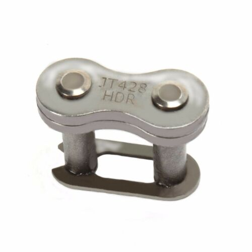 JT Drive Chain Clip Connecting Link  Natural JTC428HDRSL*