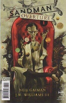 Overture #4 B Cover Gaiman DC VF Comics Book The Sandman