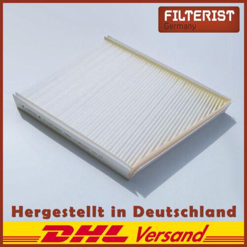 Filteristen cabina polen filtro Mercedes Clase E W211 clase de CLS C219