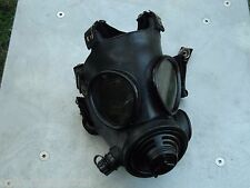 Military 40mm Nato Gas Mask Withdrink Port Amp Protective Hood Size Medreg Unused