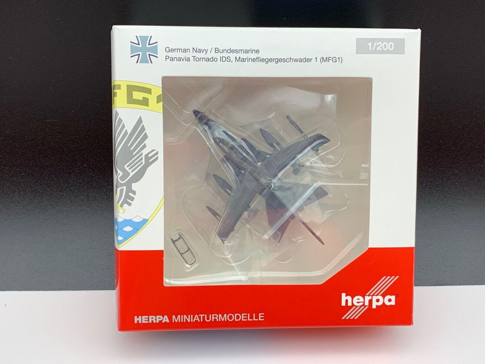 Herpa Flugzeug 555906 MiniaturModelllle Flugzeug 1 200. Nie ausgeVerpackungt. top