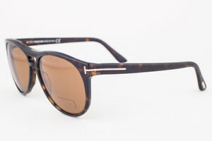 bfb518f009 Image is loading Tom-Ford-Callum-Brown-Havana-Brown-Polarized-Sunglasses-