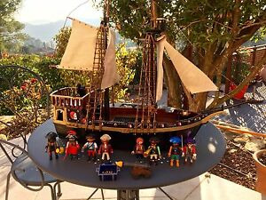 Playmobil-bateau-des-pirates-custom