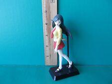 """Combattler V Robo Super Hot!! Chizuru Nanbara in Red Skirt 4.25""""in PVC Figure"""