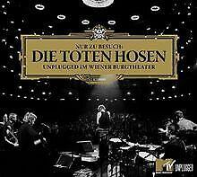 Nur-zu-Besuch-Unplugged-im-Wiener-Burgtheater-von-Toten-H-CD-Zustand-gut