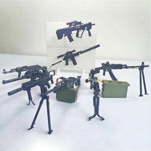 Details about SWAT 1/6 Scale World Gun Model RPK74 M240 PKP Tavor G36KSK  9A-91 AK47/AKM ASVAL