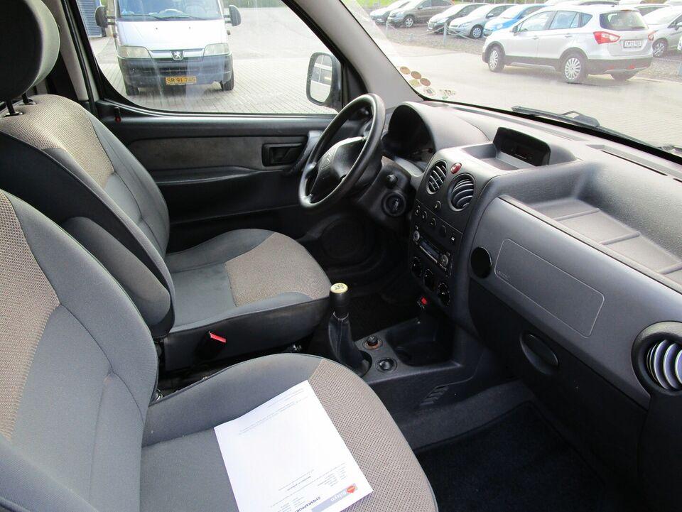 Citroën Berlingo 1,6i 16V Multispace Clim. Benzin modelår