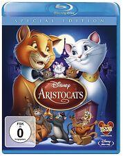 ARISTOCATS (Walt Disney, Special Edition) Blu-ray Disc NEU+OVP