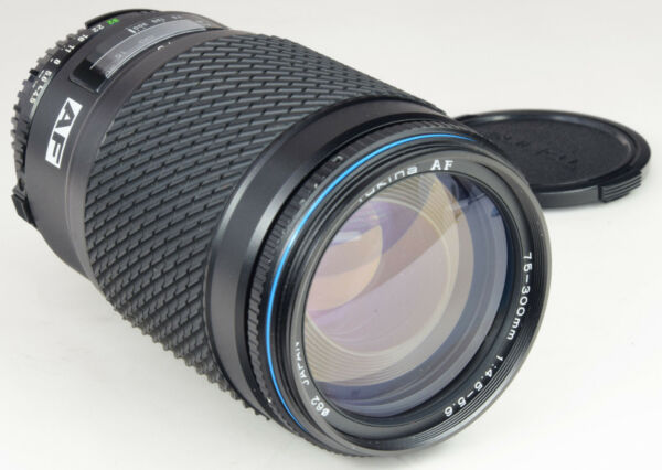 Nikon Af Tokina 75-300 Mm 4.5-5.6 Prix Le Moins Cher De Notre Site
