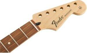 Genuine-Fender-Standard-Series-Stratocaster-Neck-21-Frets-Pau-Ferro-NEW