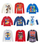 Boys-Kids-Official-Licensed-Disney-Various-Long-Sleeve-T-Shirt-Top-2-10 thumbnail 1